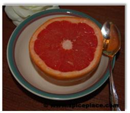 power breakfast-grapefruit