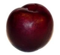 curb sweet cravings- plum
